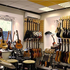 Музыкальные магазины Рошаля